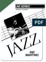 Pat Martino Jazz Book