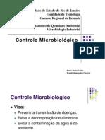 Controle Microbiolgico