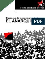 Cuaderno El Anarquismo FES