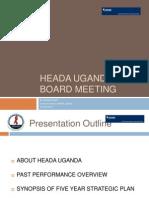 Board Presentation,Ed