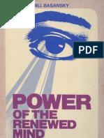 87293878 Power of the Renewed Mind Bill Basansky