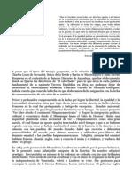 Trabajo Maestria acerca de Bolívar, Montesquieu y Rousseau en su Discurso de Angostura