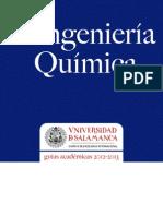 Grado en Ingenieria Quimica 2012-2013