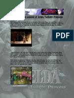 Detonado the Legend of Zelda Twilight Princess