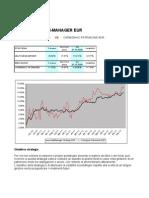 Strategia Multi-manager Eur