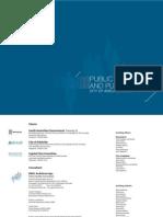 Public Spaces and Public Life Report