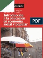 Bonilla - Educacion Popular y ESS