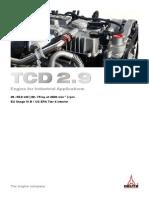 TCD 2.9