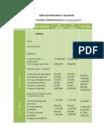 libro de inventarios y balances 1