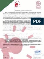 Peticion Al Rector Becas Erasmus