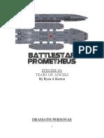 Battlestar Prometheus 10