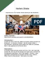Harlem Shake Léa et Marine