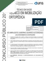 Prova Tecnico Saude Tecnico Imobilizacao Ortopedica