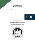 Direito Administrativo - Volume II (Administrativo II).doc