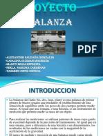Proyecto Balanza -Grupo b