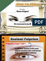 Tumor Jinak Palpebra