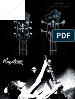 Hagstrom Electrics Catalogue 2011