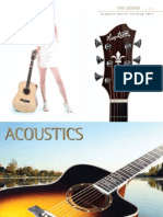 Hagstrom Acoustics Catalogue 2011 Web