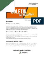 Boletín Informativo N°3