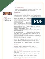 Ruona Agbroko-Meyer's full CV as at April 2013