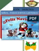 PROGRAMACIÓN DIDÁCTICA INFANTIL_NAVIDAD