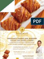 Fiche Recette Croissant
