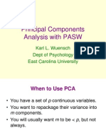 PCA-SPSS