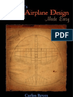Model Airplane Design Preview