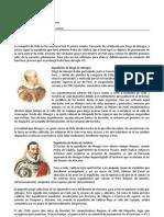 Guía apoyo. Conquista de Chile