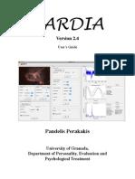User's Guide KARDIA
