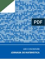 LER E ESCREVER - JORNADA DA MATEMÁTICA