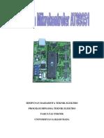 Modul Pelatihan Mikrokontroler AT89S51