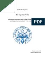 Custom Instruction on FPGA for Viterbi Algorithm