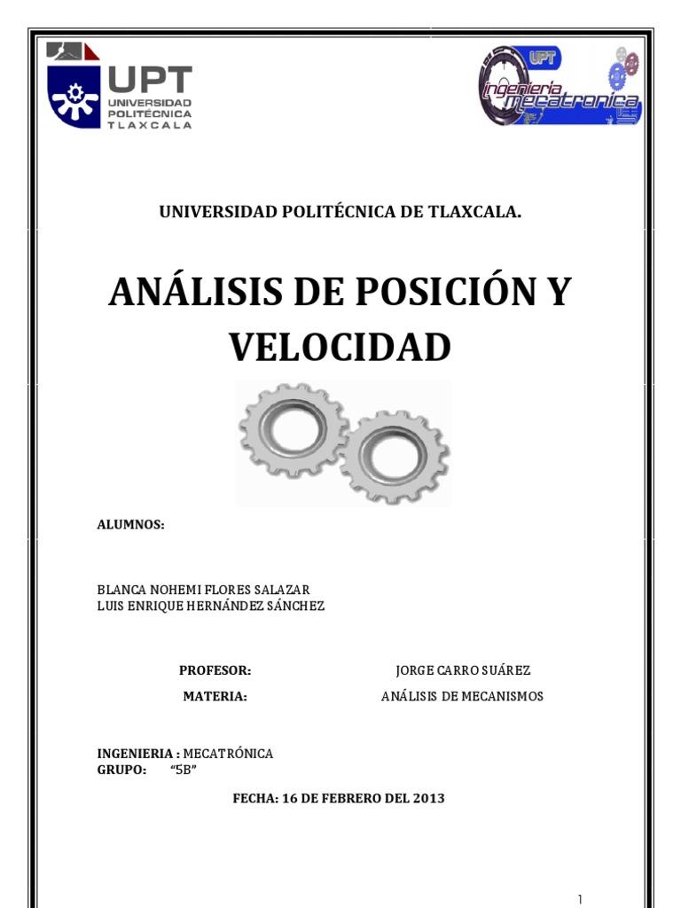 1ra Reporte ANalisis de Meca.