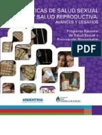 Argentina Politicas Salud Sexual y Reproductiva 2003 2011