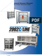 Tool Cabinet, Part Cabinets, Industrial Computer Cabinet Brochure