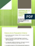 Historia de La Psiquiatria Forense 2012