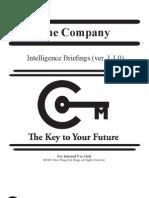 Intelligence Briefings (Final)