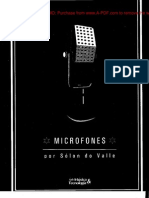 Microfones - Solon Do Valle