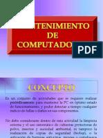 MANTENIMIENTO DE PC 1.ppt