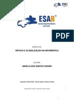 modulo 5 Infovia e a Globalização na Informática
