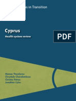 Health Systems in Transition Cyprus Health System Review