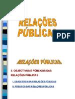 3 Objectivos e Públicos das Relaçôes Publicas