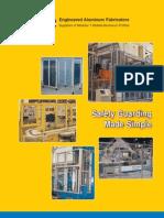 OSHA Yellow Safety Machine Guarding Brochure