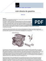 Mecanica Virtual Inyeccion Directa de Gasolina