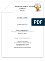 Analitica III Reporte 4 Ditizona Luis