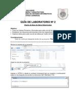 Guia 02 Laboratorio Diseño de Base de Datos Relacionales 2013