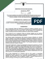 Decreto 4807 GRATUIDAD.pdf