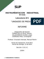 Lab 1 Unidades de presión
