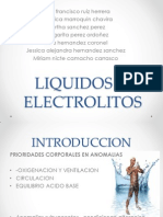 Liquidos y Electrolitos